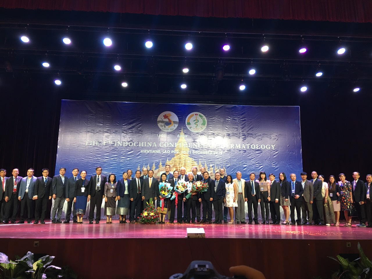 THE 4th INDOCHINA DERMATOLOGY MEETING